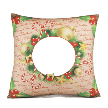 Коледни възгл с персонализация