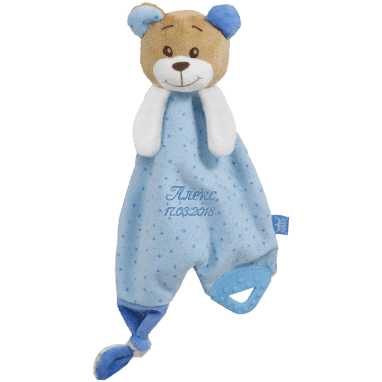 мека кърпа за новородено бебе