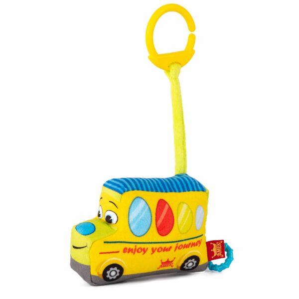 бебешки автобус с вибрация