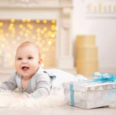 Наръчник за подаръци: Бебета 0-1г.