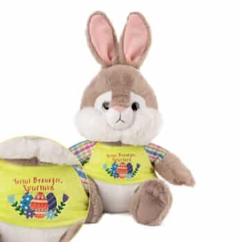 Великденски заек с надпис