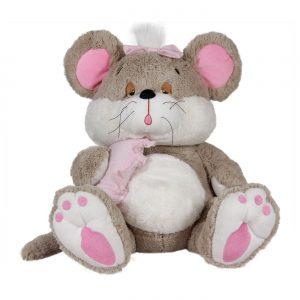 Мишка с възглавница