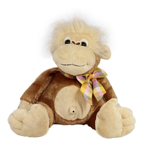 Маймунка с панделка