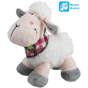Овца с кърпа
