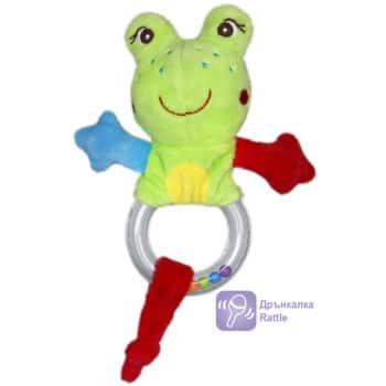 Дрънкалка жабче