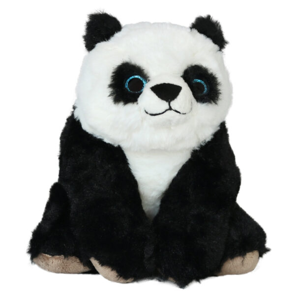 Седнала панда със сини очи| 30 см