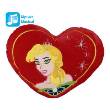 Сърце с принцеса