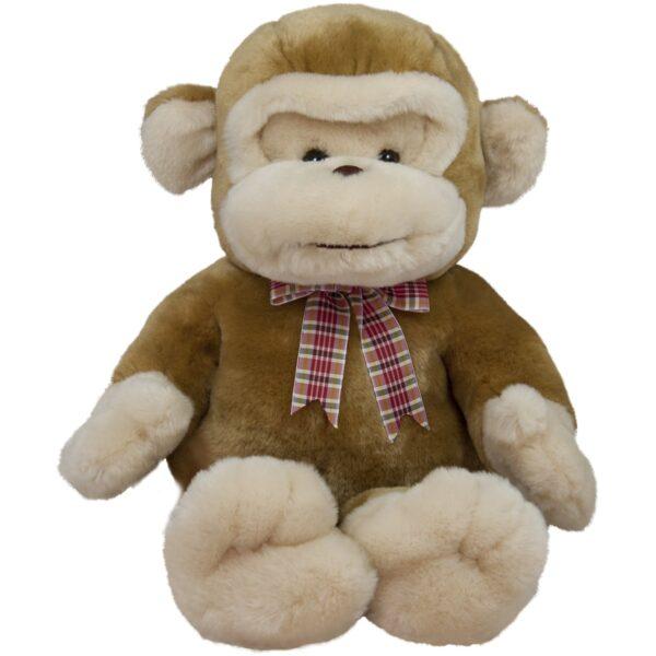Маймуна с панделка