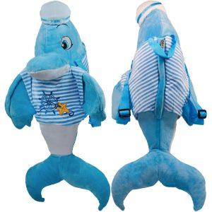 Раница делфин