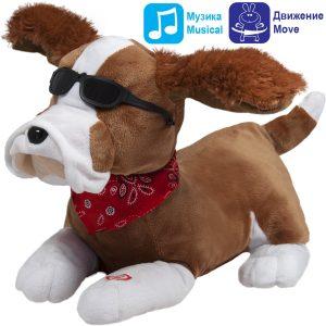 Плюшено пеещо куче
